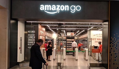 The Grocer: Inside Amazon's Go store in New York