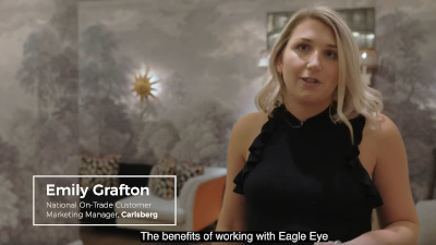 Client Testimonial: Emily Grafton, National On-Trade Customer Marketing Manager, Carlsberg