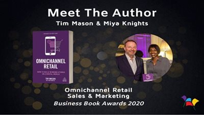 The Business Book Awards: Omnichannel Retail: shining a digital light on brick-and-mortar retail